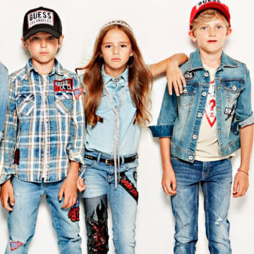 Kids | Guess Chile