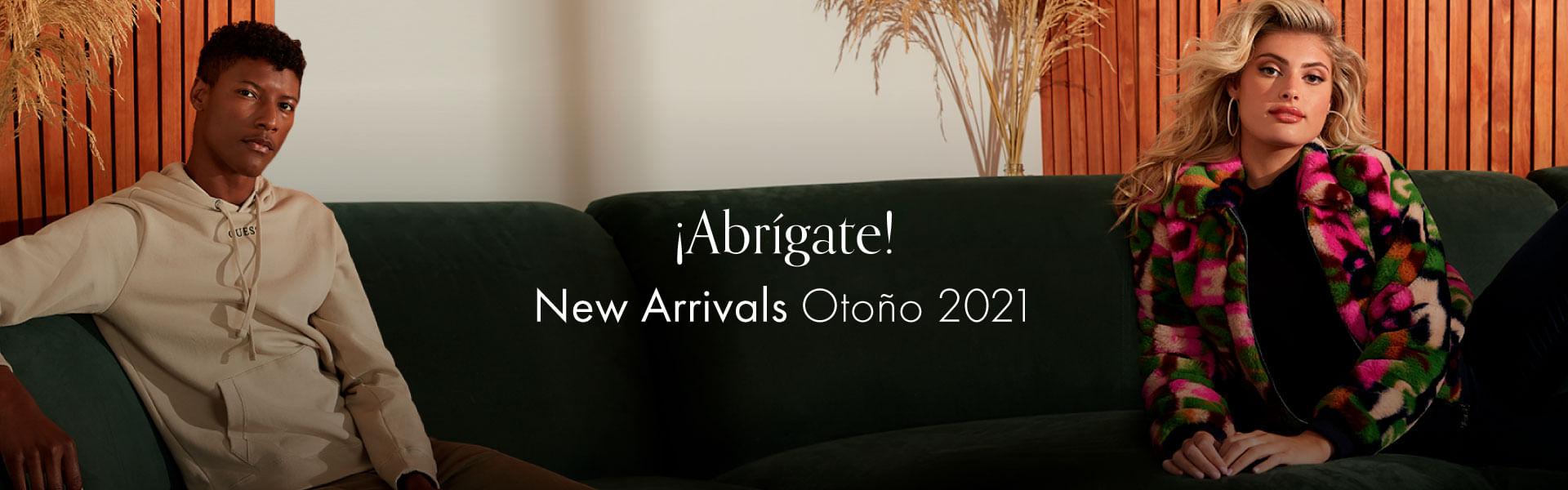 New Arrivals Otoño 2021