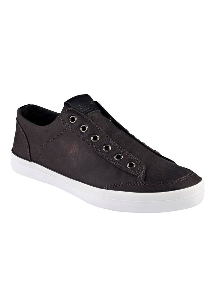 Guess Slip-on Negro EU 37 AuYhcNra
