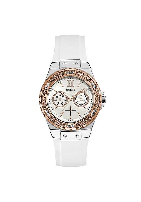 6a1dedfed6ed RELOJ GUESS LIMELIGHT WHITE BLANCO - Guess Chile - Guess Chile