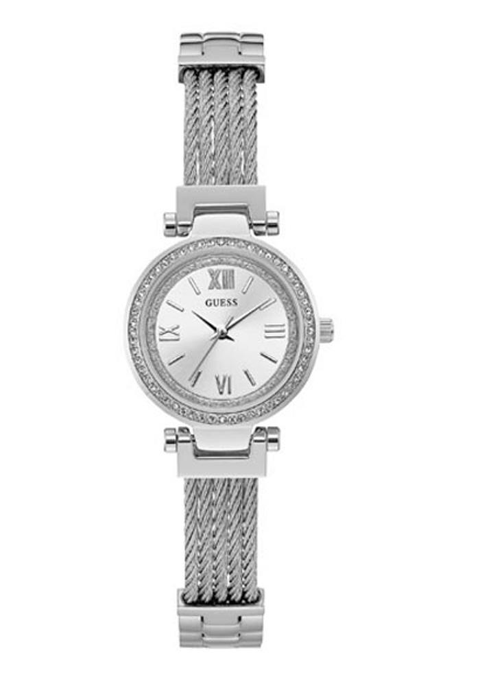 Mini Silver Tu Soho Tone Plateado Reloj Guess LqzMGUVpS
