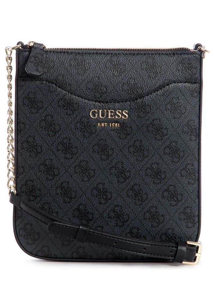 Guess Mini Coa Gris Tu Cartera Tourist Kathryn nk8wP0O
