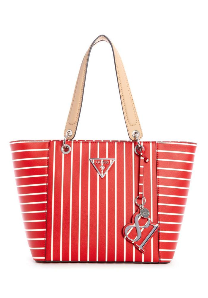 f7c7d155f CARTERA GUESS KAMRYN TOTE RDT ROJO - Guess Chile