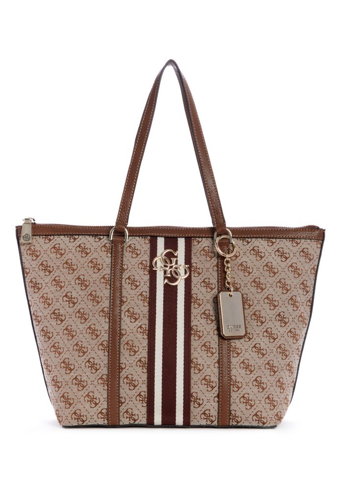 c2e3cb692 CARTERA GUESS GUESS VINTAGE TOTE BRO CAFE - Guess Chile
