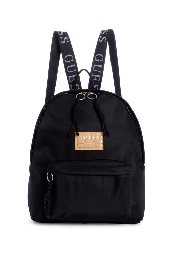 Large Negro Guess Office Mochila Of Bla Tu Out Backpack TFKuJ35l1c